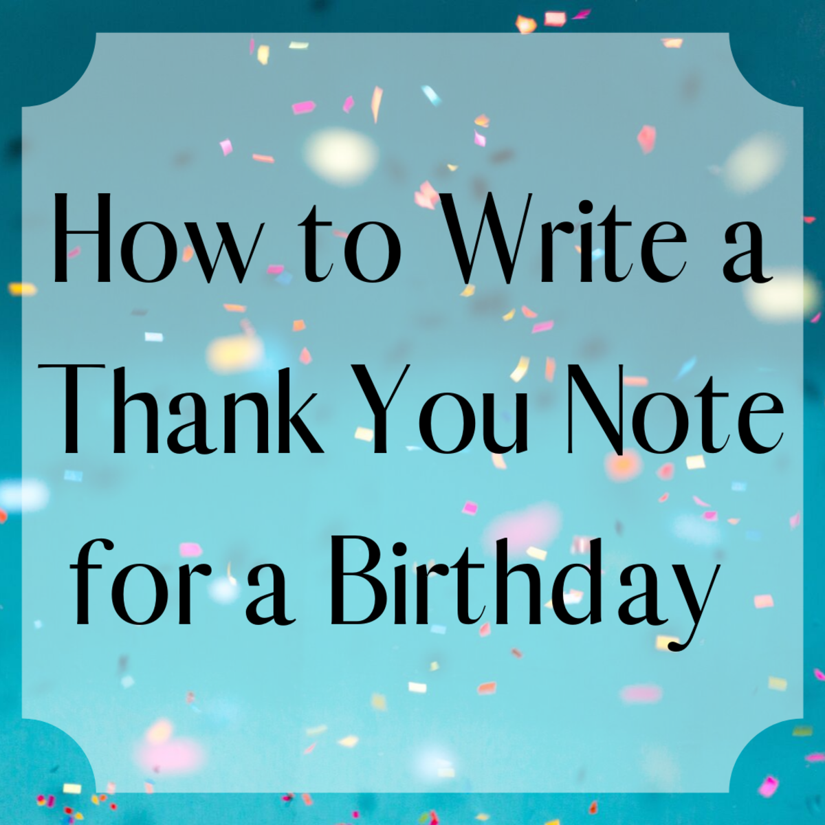 Thank You Notes For Birthday Wishes Holidappy Celebrations