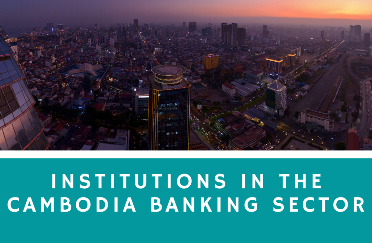 10 Institutions in the Cambodia Banking Sector
