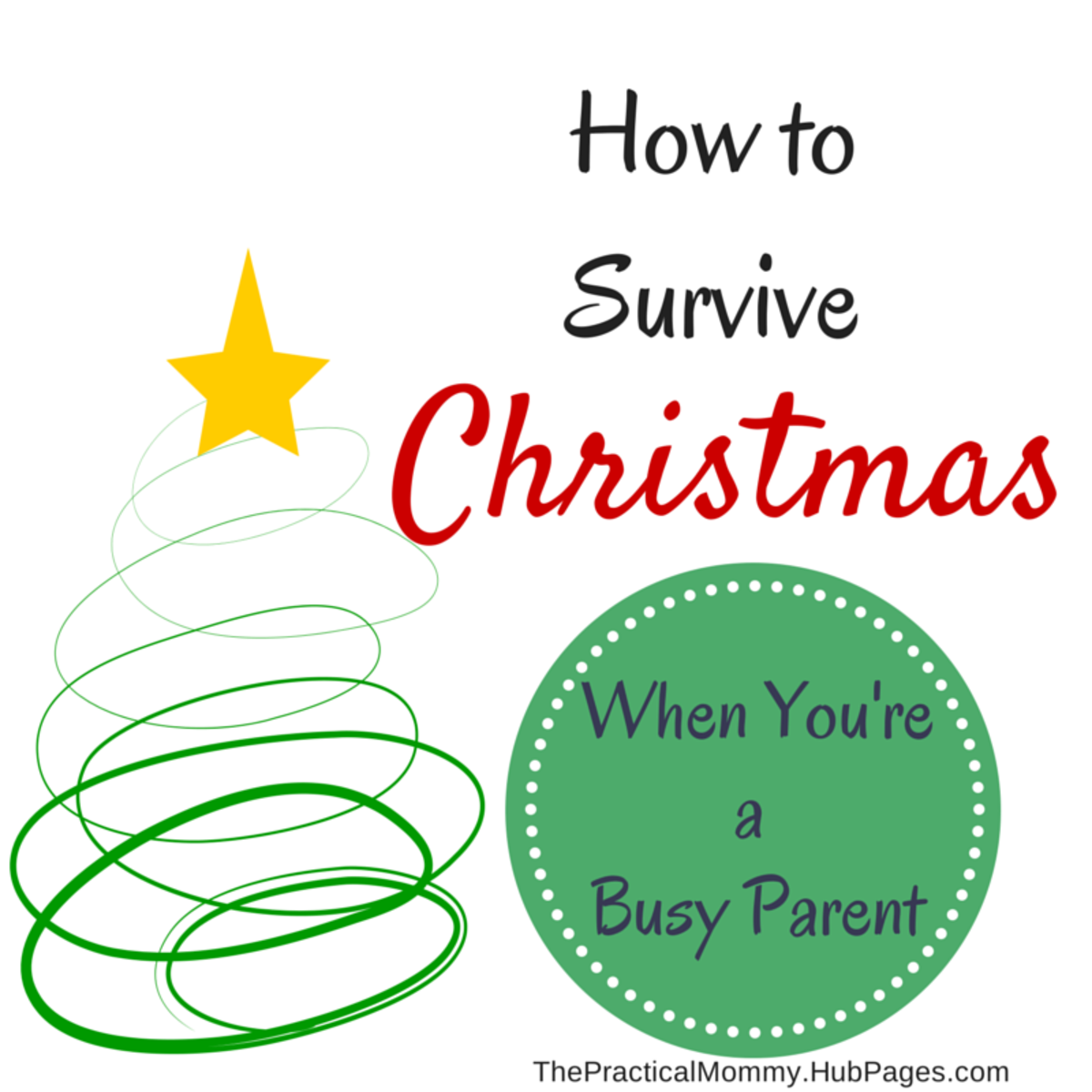 How to Survive Christmas When You're a Busy Parent