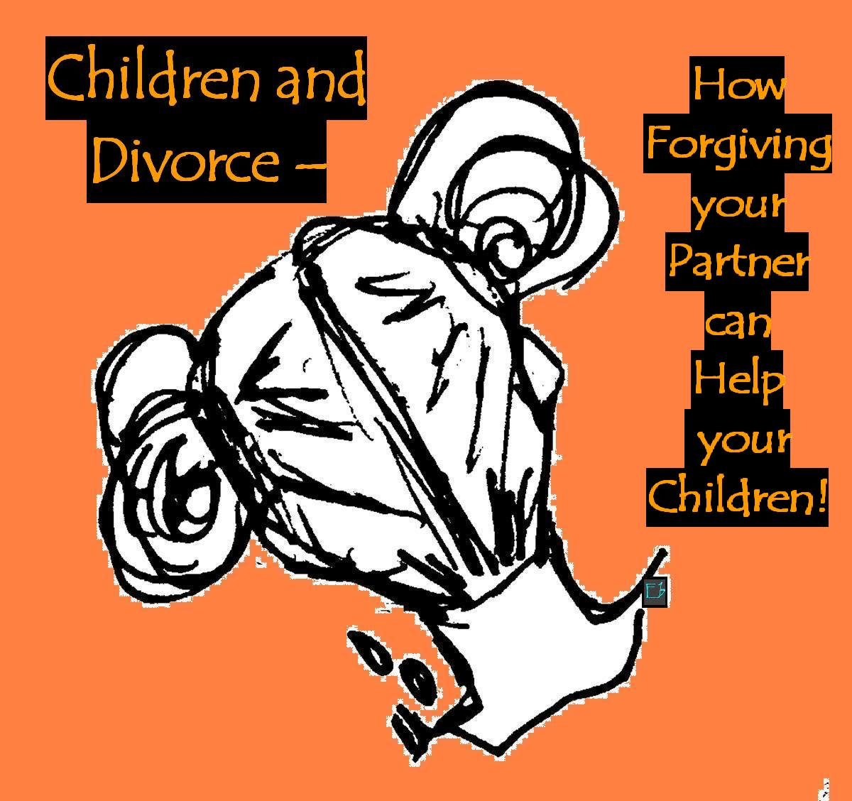 How forgiving your Ex can help your children