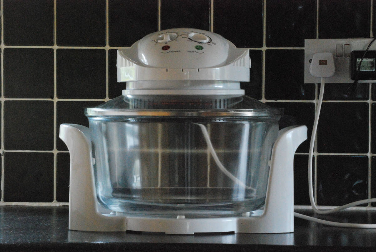 Halogen Oven Review: Andrew James Oven