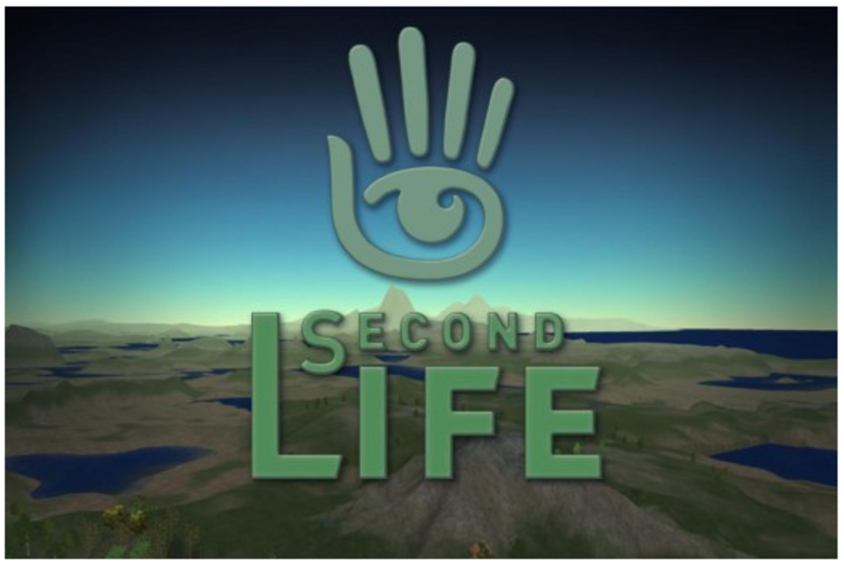 Second Life: A Social Network That Immerses You in a 3D Virtual Environment