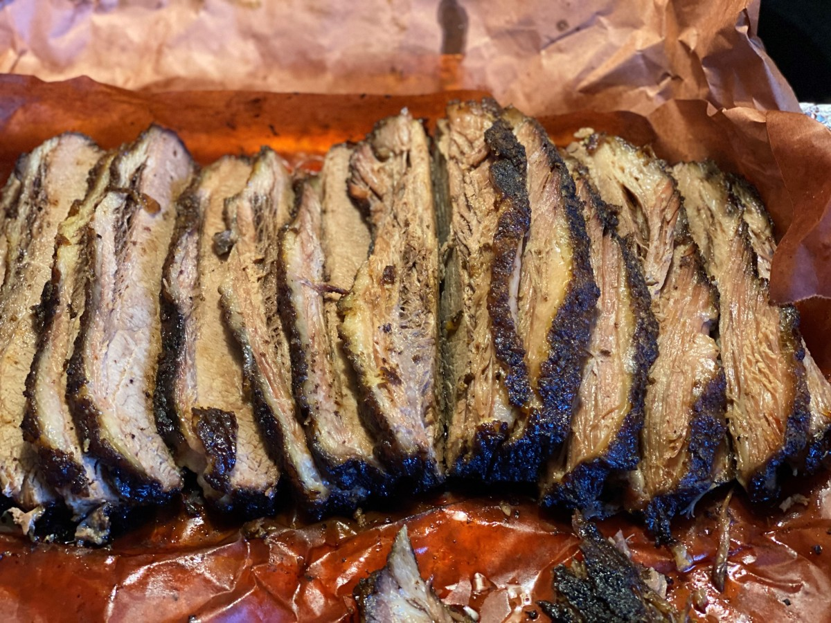 Perfect Texas-Style Smoked BBQ Brisket