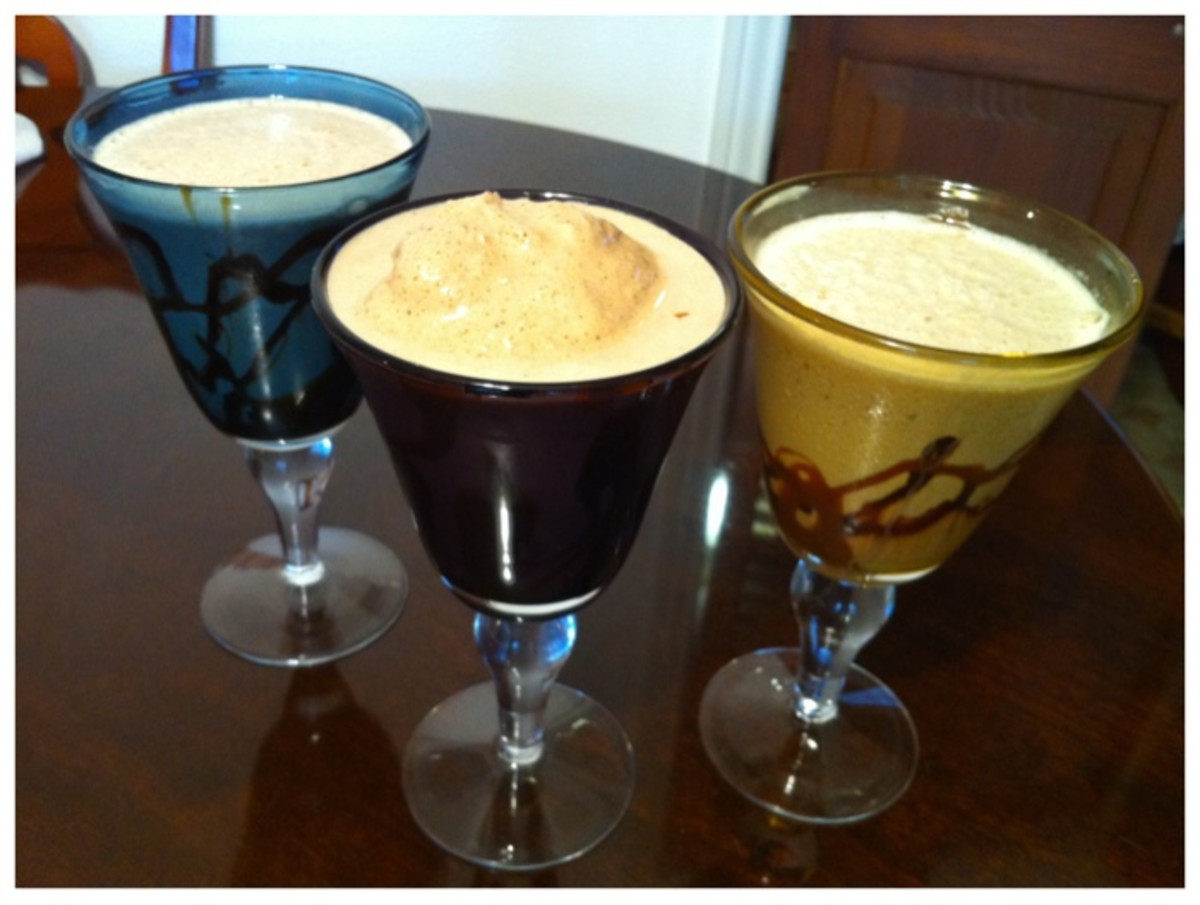 Frozen Mudslide Recipe