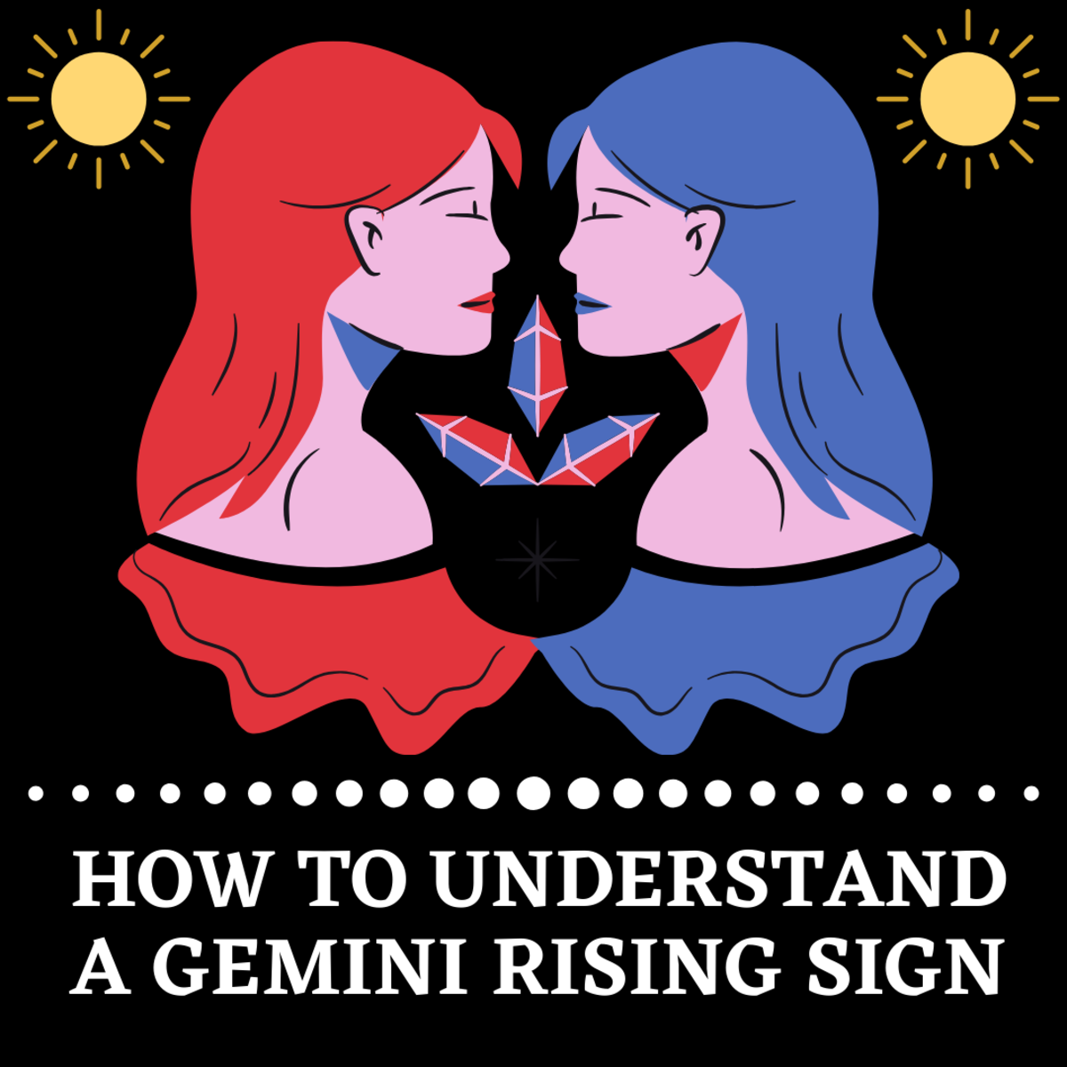 How to Understand a Gemini Rising Sign