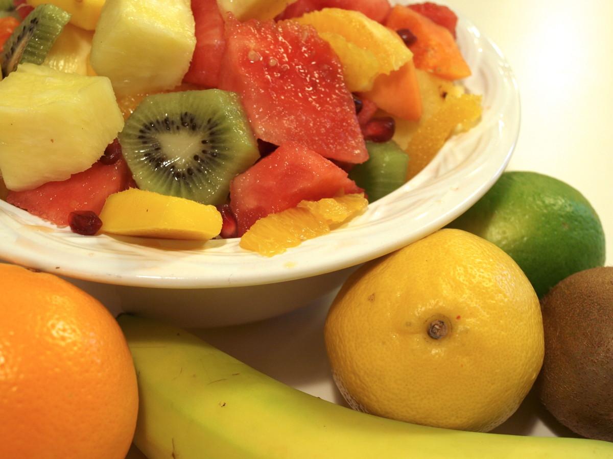 Tropical Fruit Salad Recipe