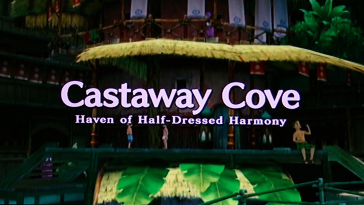 Ni no Kuni walkthrough, Part Seventeen: Castaway Cove