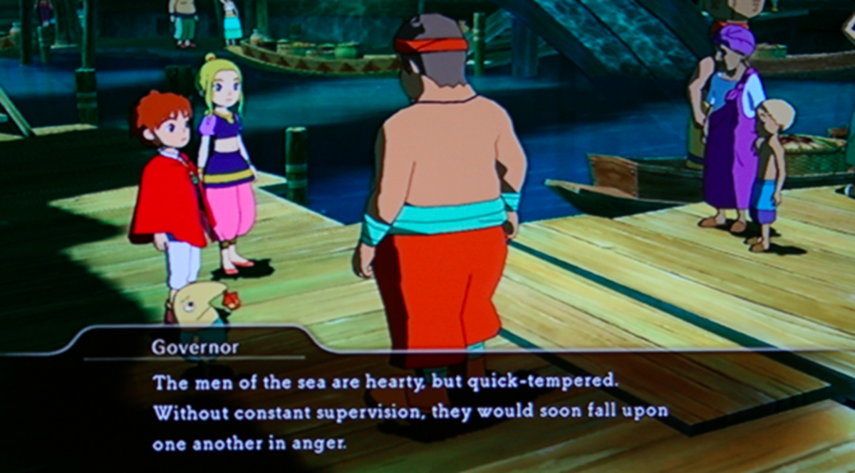 Ni no Kuni walkthrough, Part Eighteen: The Cowlipha