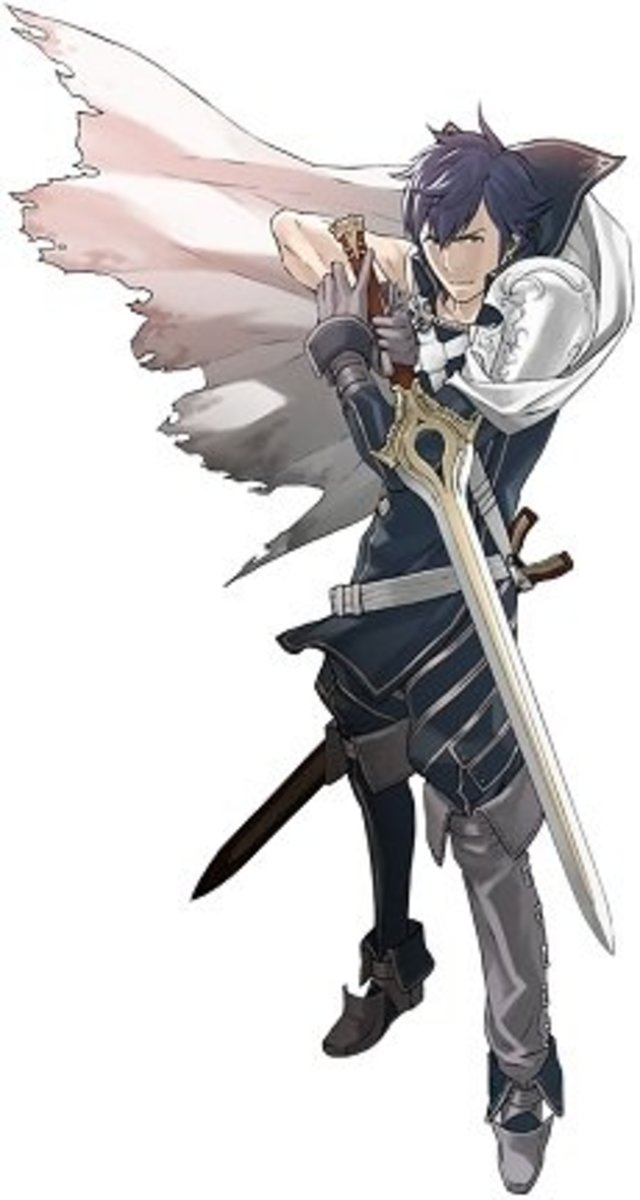 Fire Emblem: Awakening Units - Chrom Info