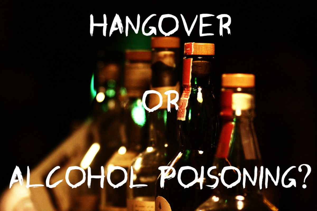 The Difference Between a Hangover and Alcohol Poisoning