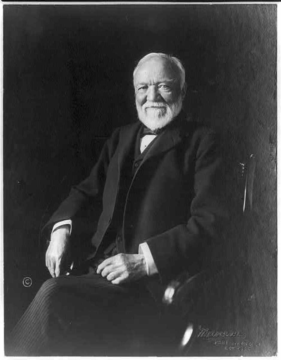 How To Succeed According To Andrew Carnegie Owlcation