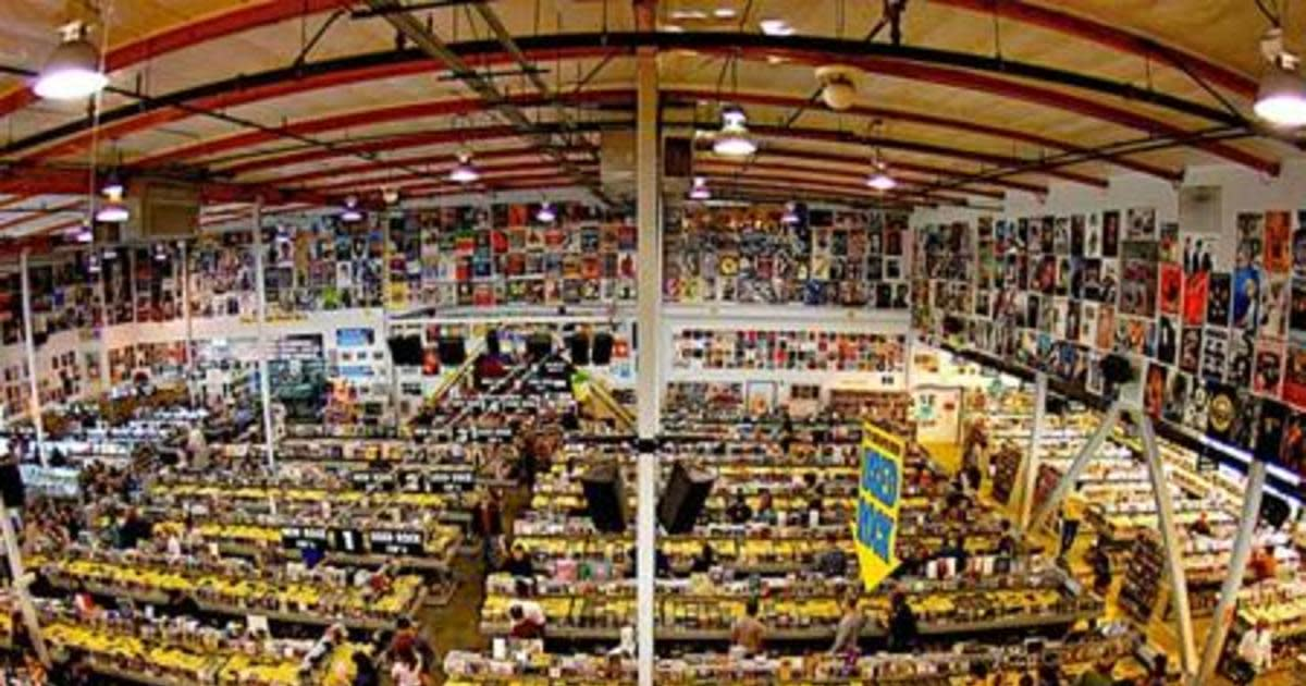 Amoeba is the world's largest independent music store, with locations in Hollywood, Berkeley, and San Francisco.