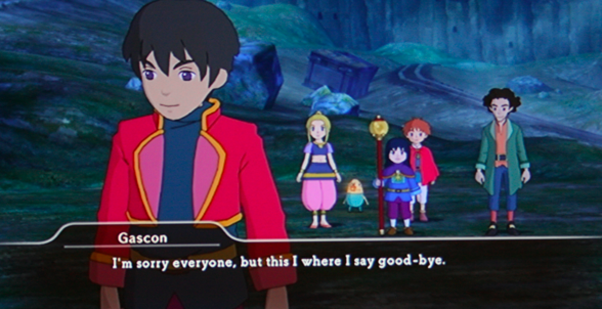 Ni no Kuni walkthrough, Part Thirty-One: Errands and Bounty Hunts Abound