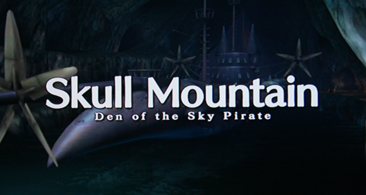 Ni no Kuni walkthrough, Part Thirty-Four: Skull Mountain