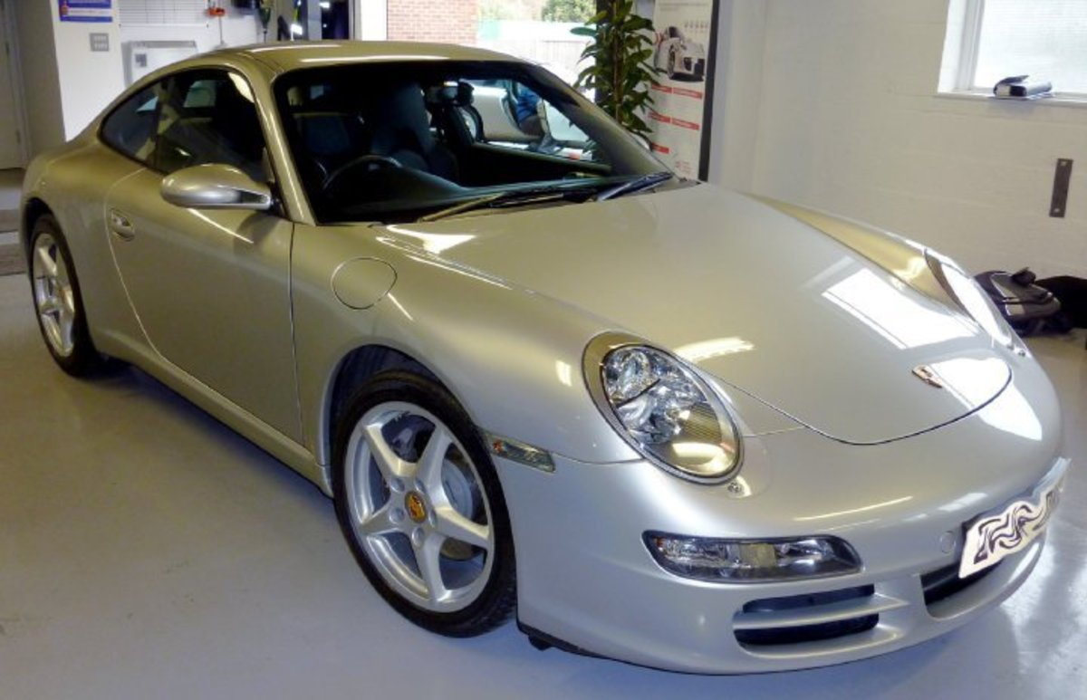 d459d0859a5 Porsche 997 Buyers Guide