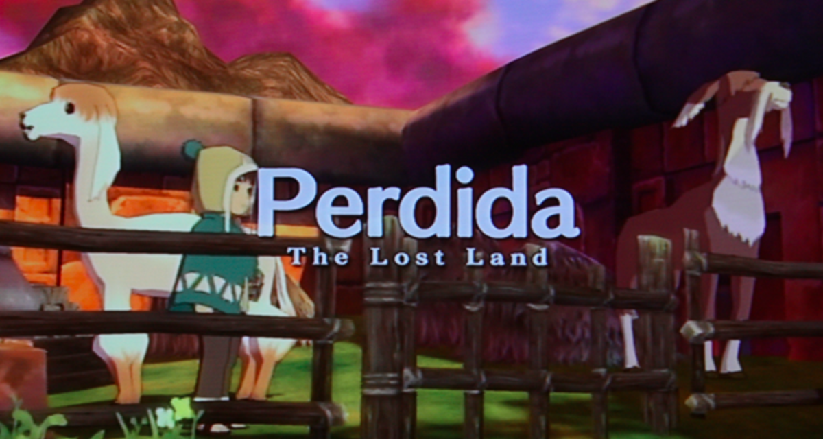 Ni no Kuni walkthrough, Part Forty-One: Perdida