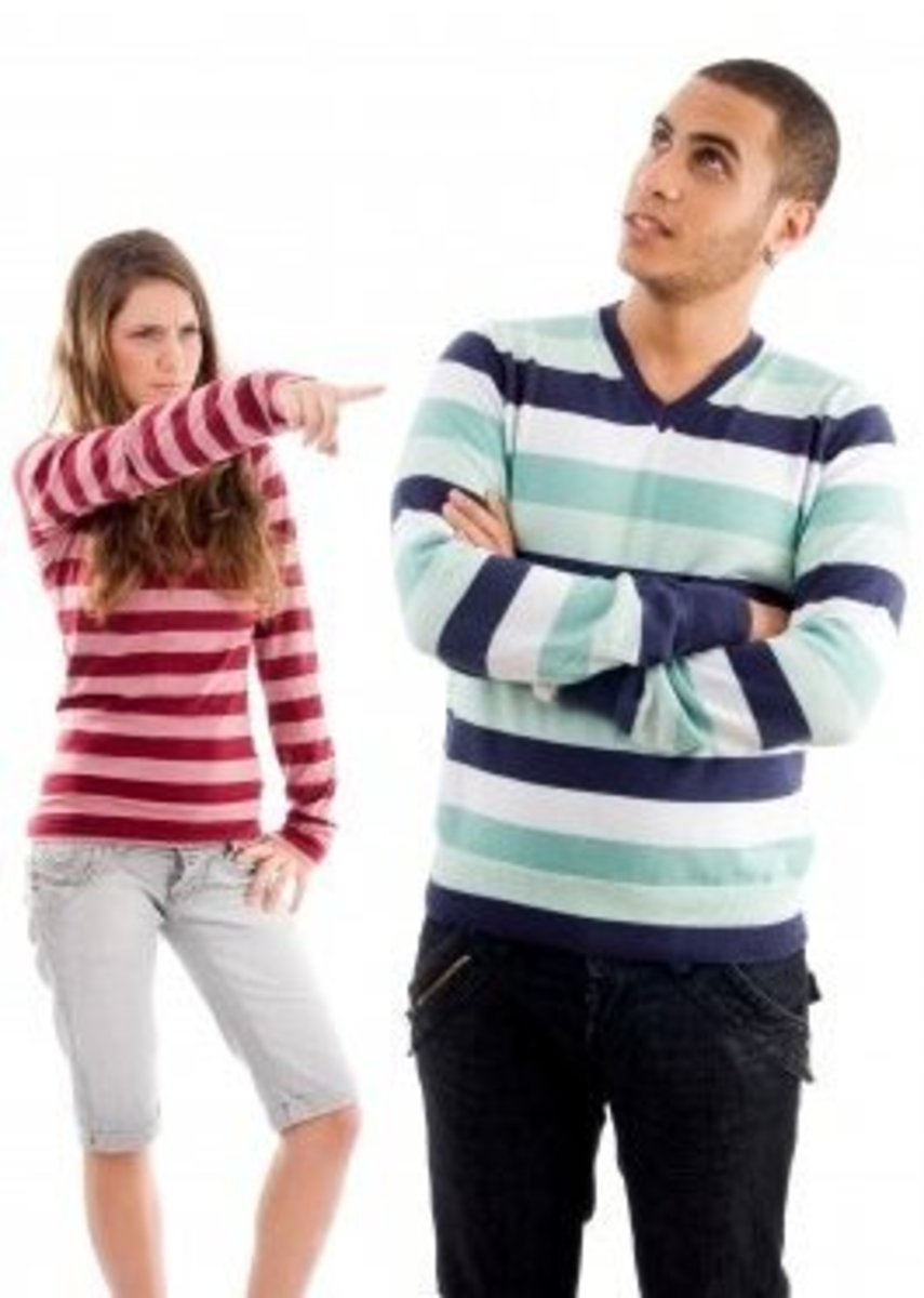 Commitment phobia may be a result of facing an onslaught of verbal abuse or heartbreak in past relationship.