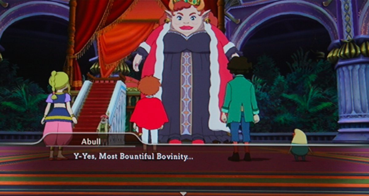 Ni no Kuni walkthrough, Part Forty-Four: The Clarion