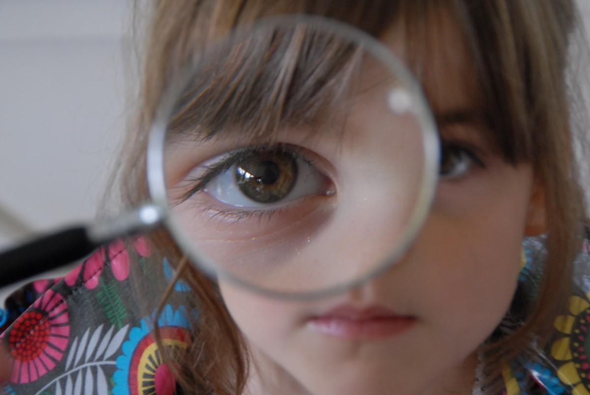Little Miss Big Eye