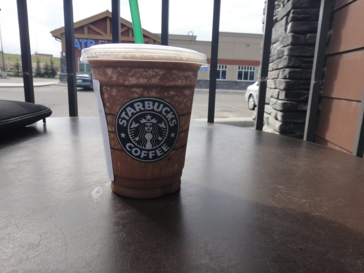 Starbucks Double Chocolate-Chip Frappuccino Recipe