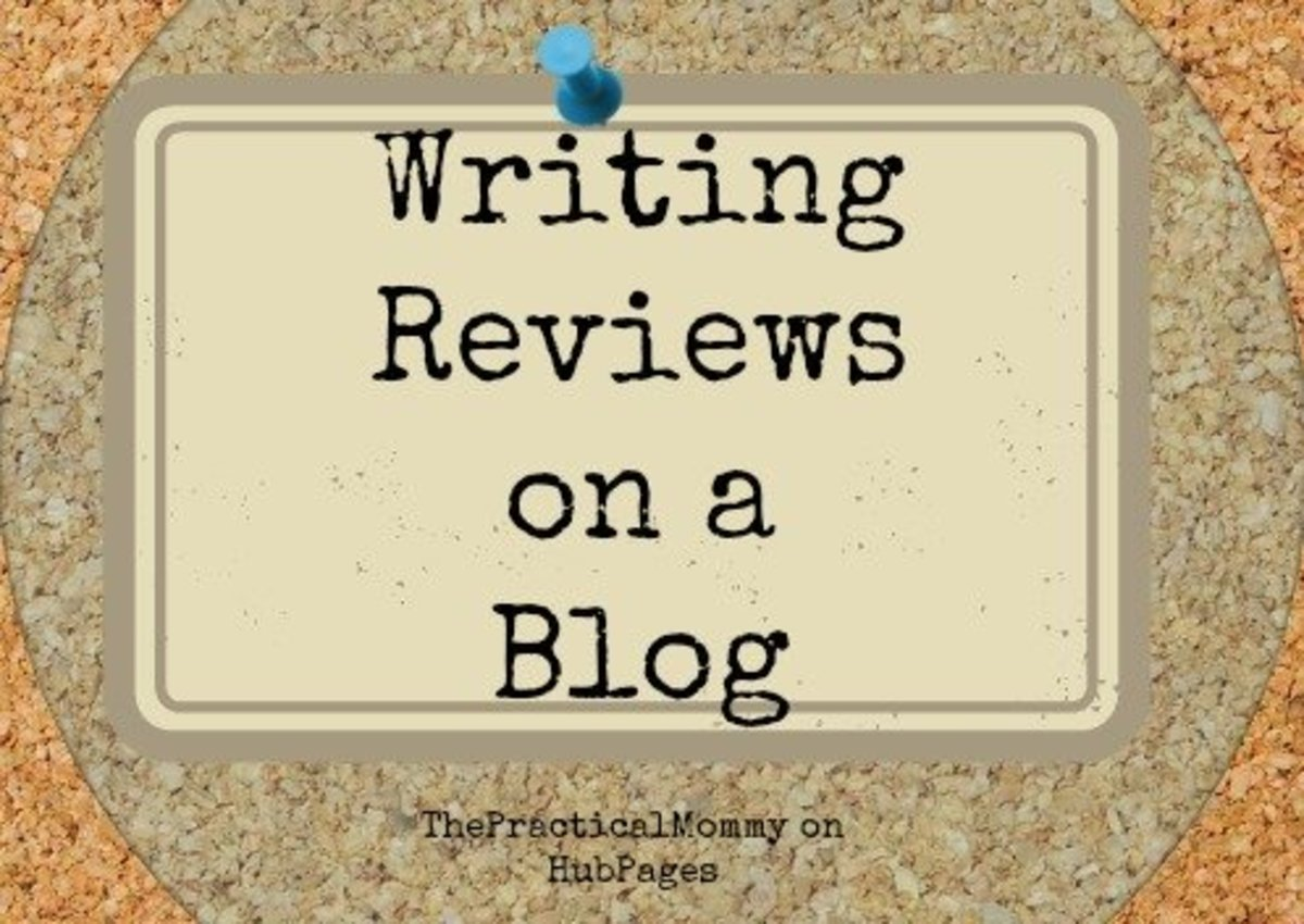 Get some advice for writing product reviews for your blog.