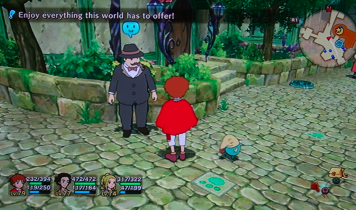 Ni no Kuni walkthrough: The Conductor