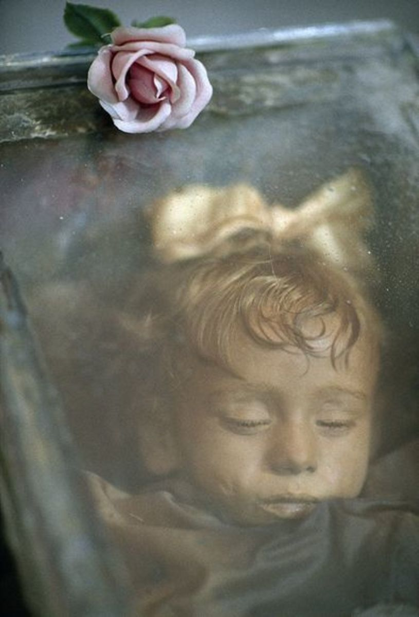 Rosalia Lombardo: The Child Mummy