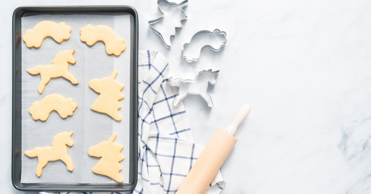 Easy to Make Recipe: Cut-Out Sugar Cookies
