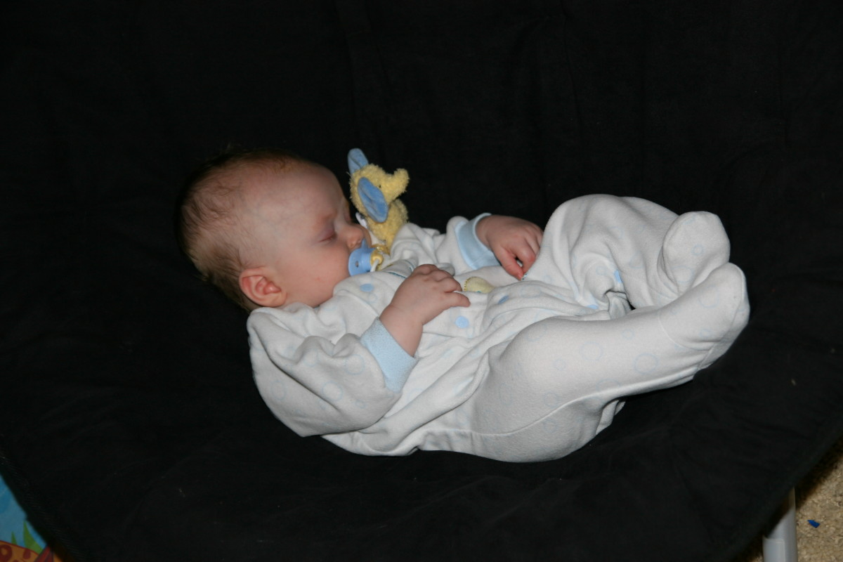 Infants will spend as much as 50% of their total sleep time in REM sleep. REM sleep declines to approximately 20% by adulthood.