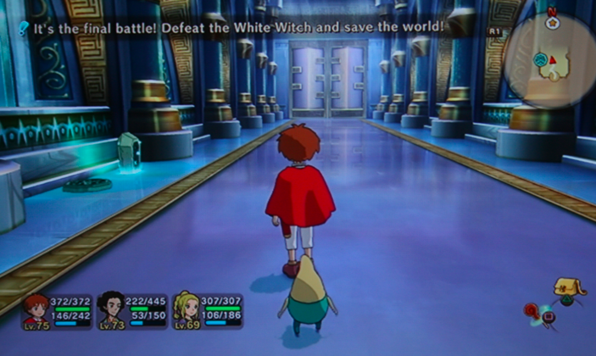 Ni no Kuni walkthrough: How to level easily using Tokos