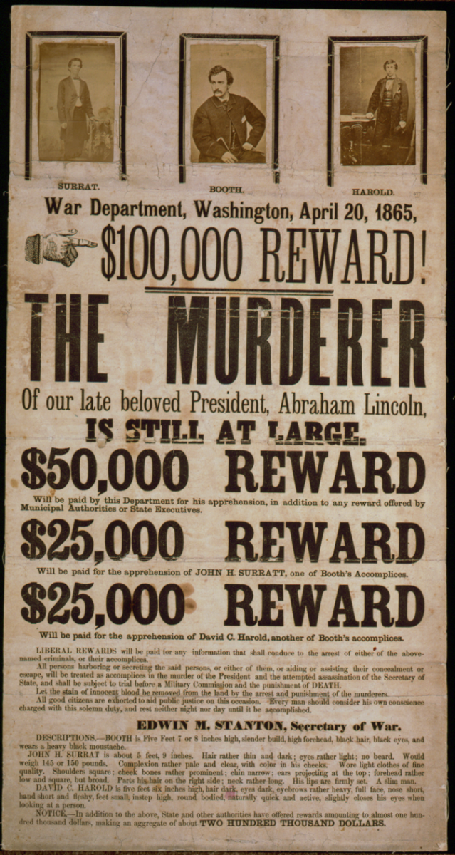 The Death of a Presidential Assassin: John Wilkes Booth in Oklahoma