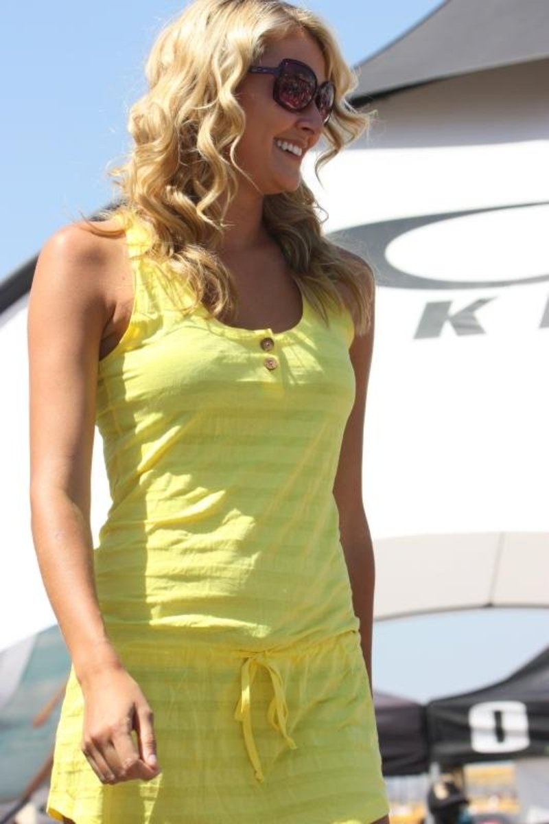 Dressed in Yellow for Summer