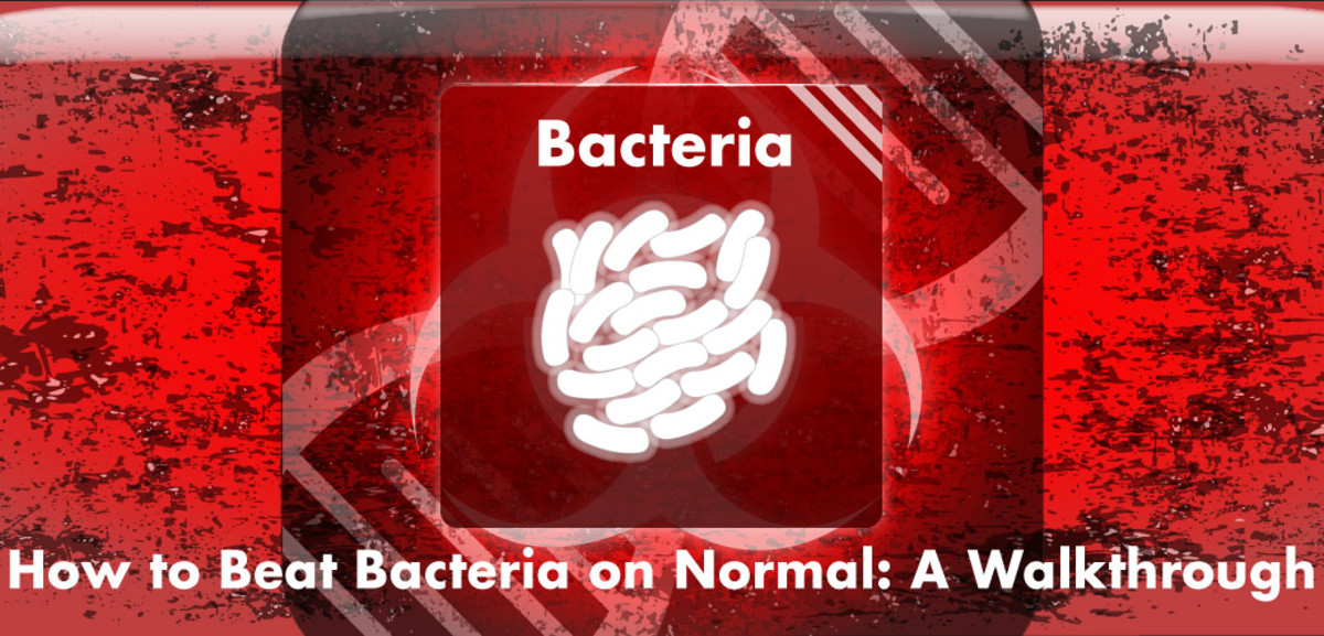 How to Beat Plague Inc. Bacteria on Normal