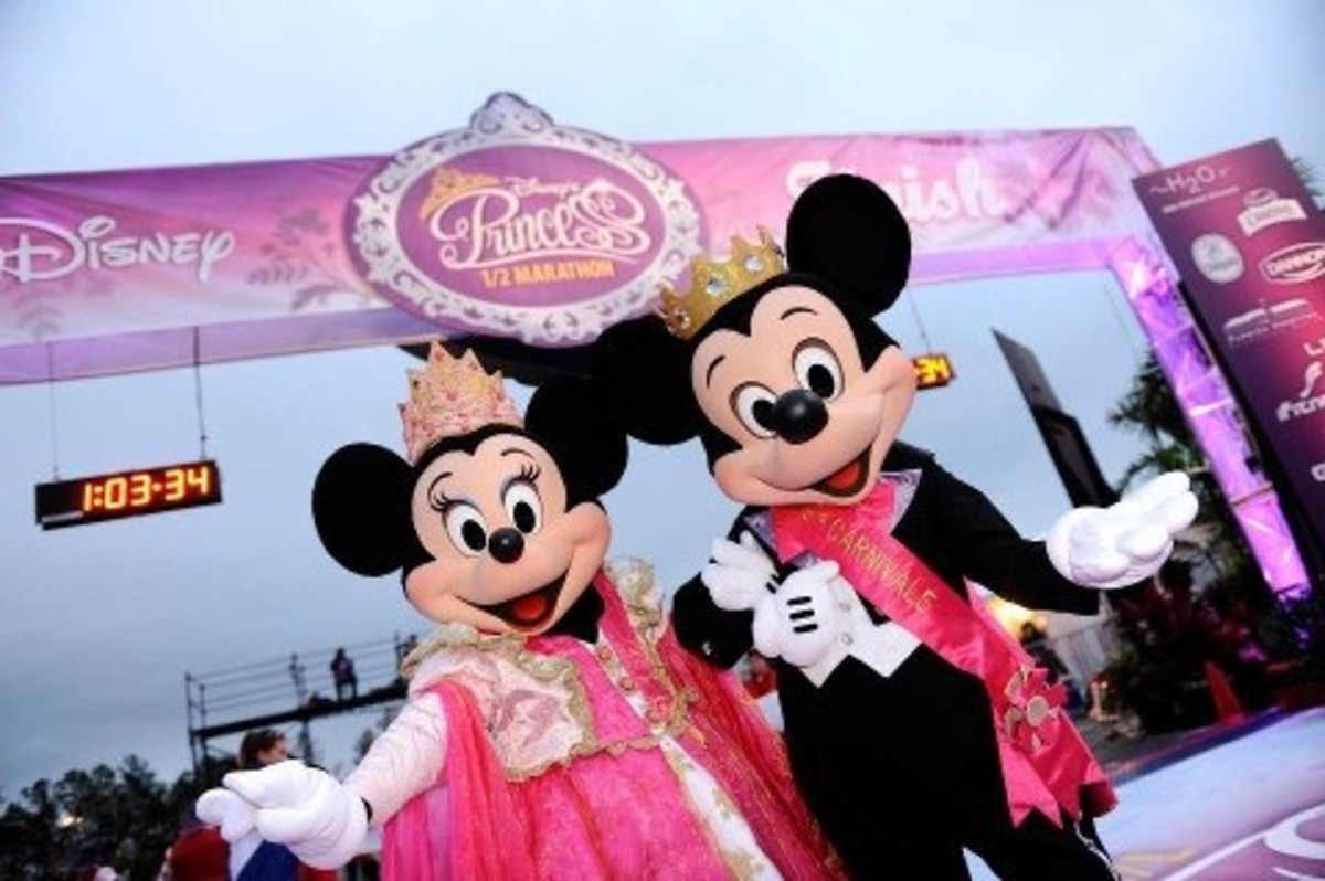 How To Run Disney's 2014 Princess Half Marathon - Last Minute Tips, What Expect, How To Succeed (and Have Fun, too)!