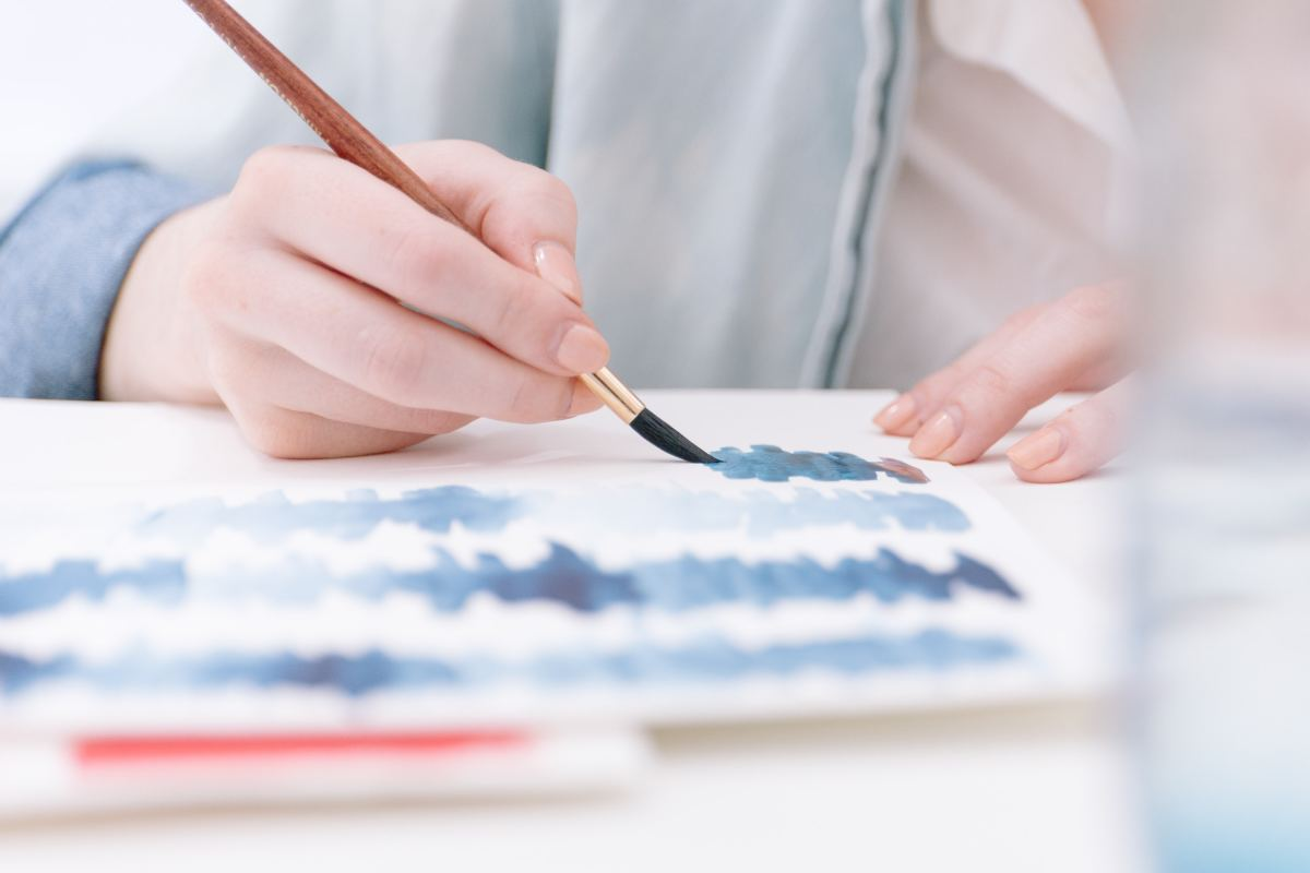 Watercolor painting doesn't have to be hard!