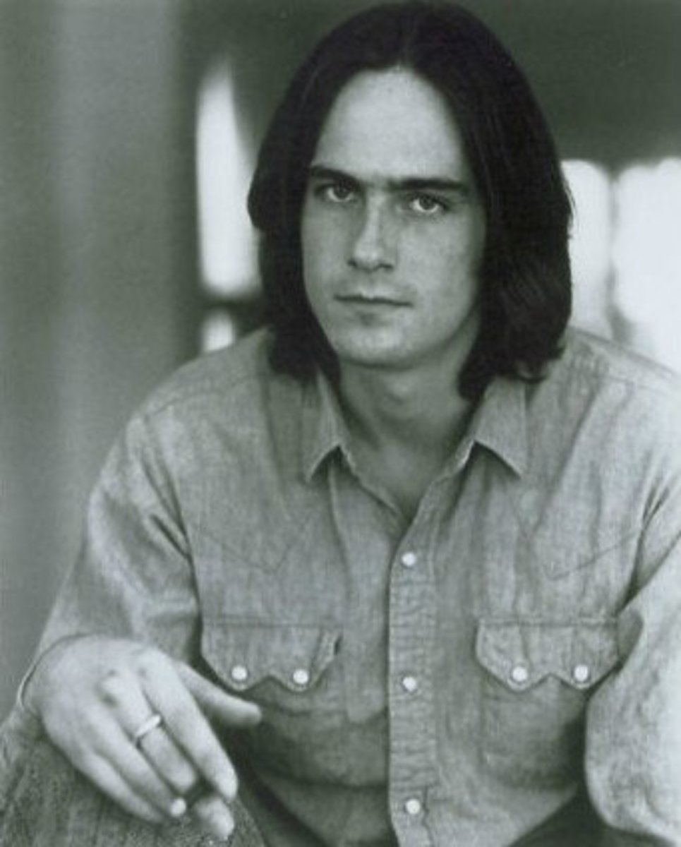 "James Taylor struggled with depression and drug addiction. His 1970 hit ""Fire and Rain"" highlighted those struggles. The song also deals with the death of his close friend Suzanne Schnerr who committed suicide while he was recording his first album."