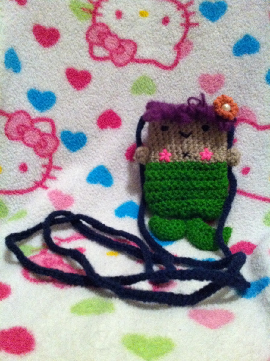 Mermaid iPhone Cozy