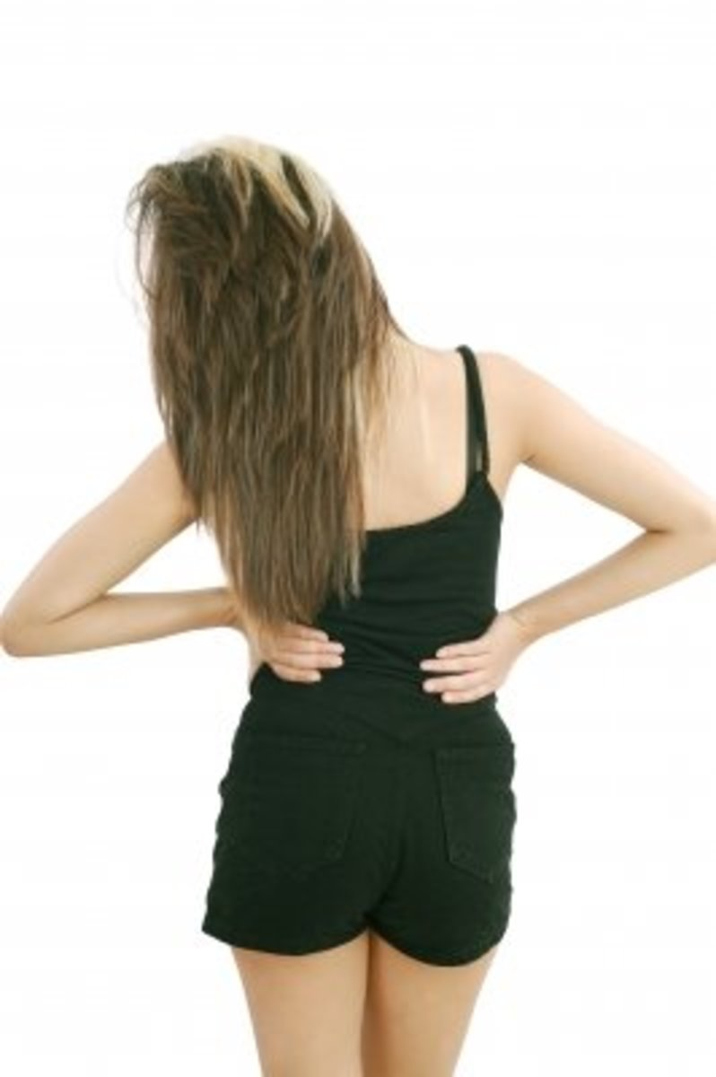 How to Relieve and Avoid Back Pain from Nursing