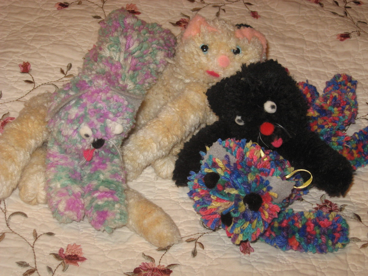 easy-to-make-yarn-kittens-pattern-and-instructions