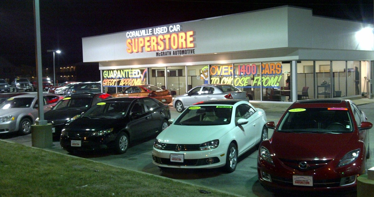 Get the Best Deal on a New or Used Vehicle