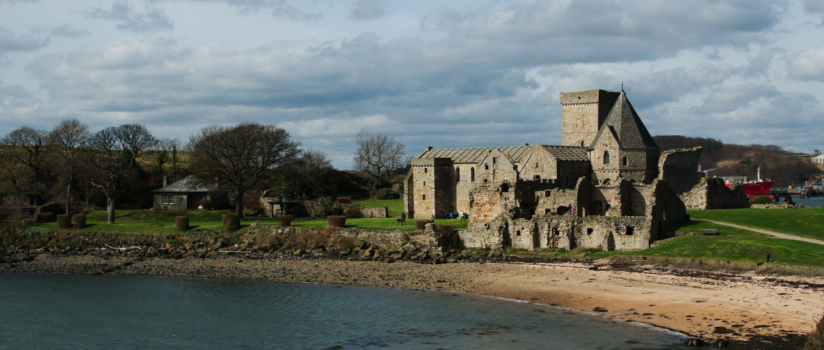 Inchcolm Island in the Firth of Forth: A Day Trip From Edinburgh, Scotland