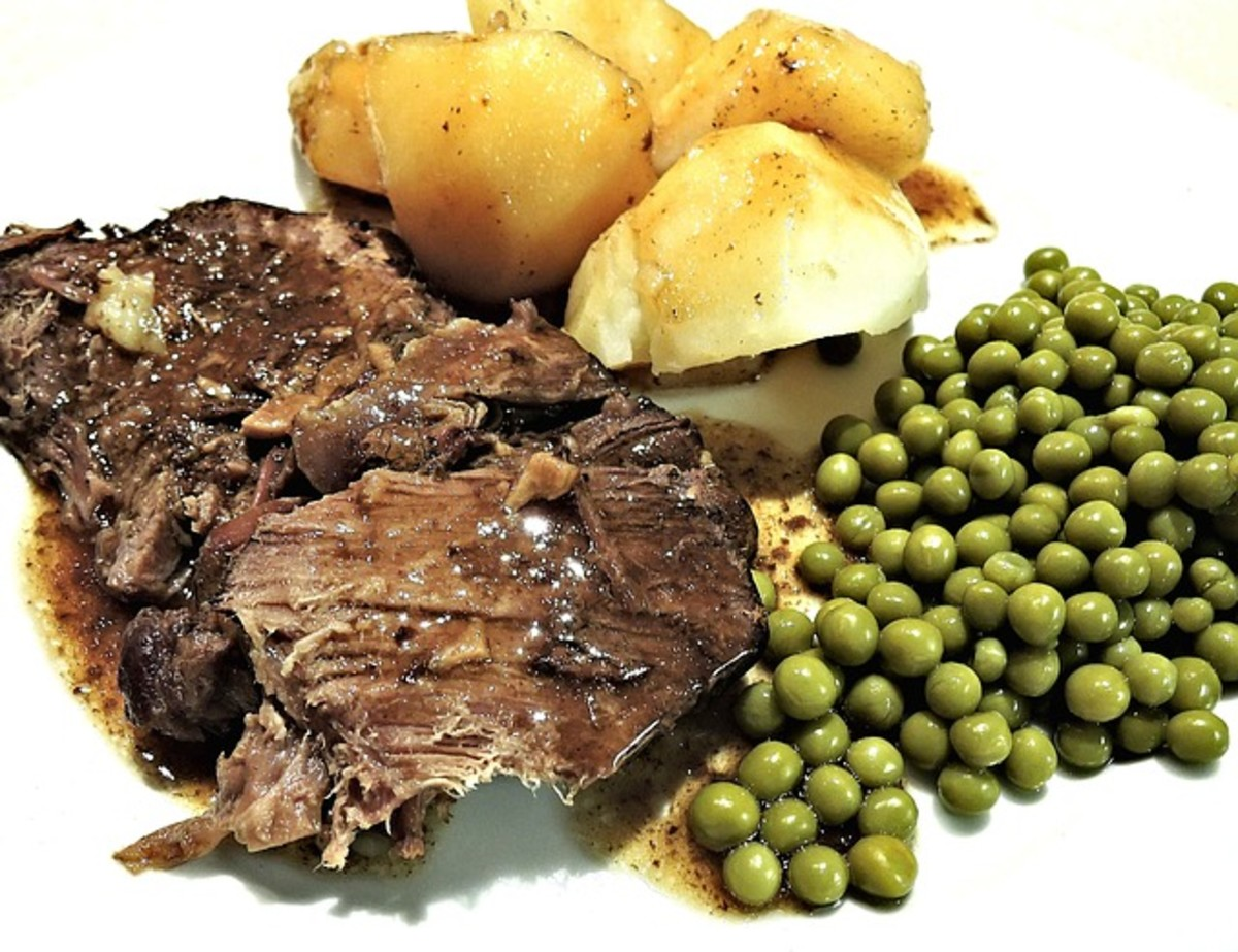 Make a delicious roast for dinner!