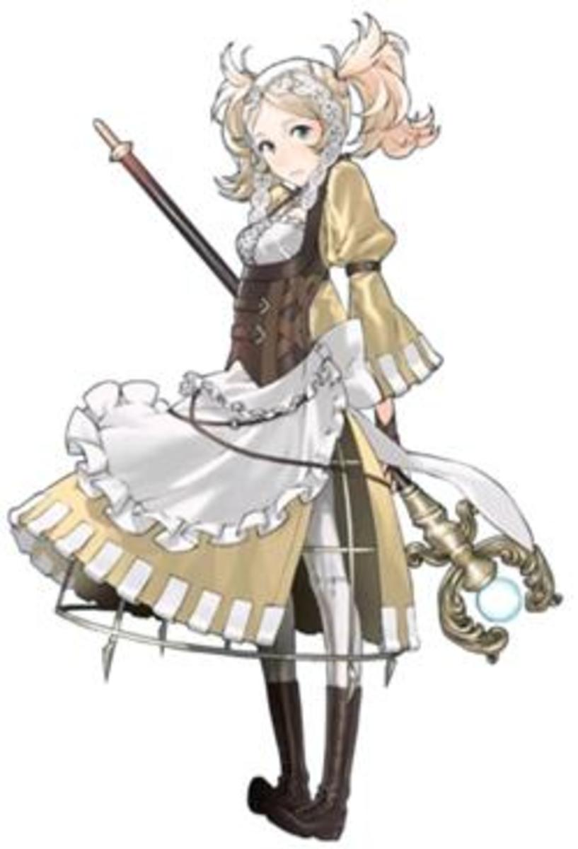 Fire Emblem: Awakening Units - Lissa Info