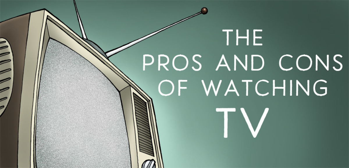 Pros and Cons of Watching Television