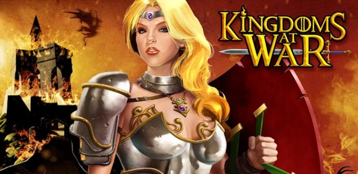 """""""Kingdoms at War"""" Guide: Allies and Volleying"""