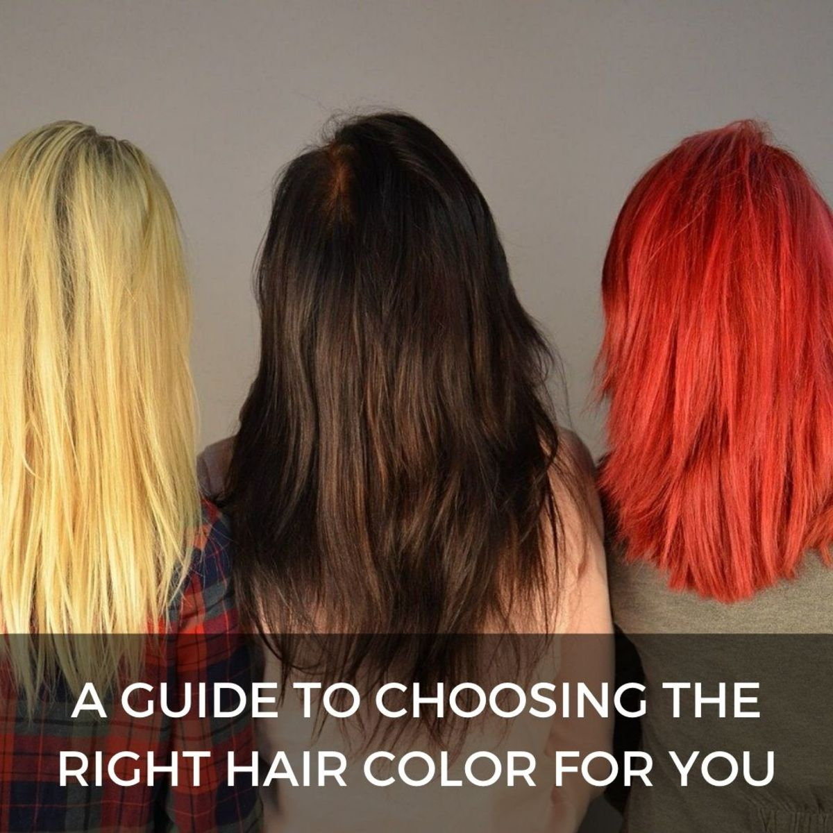 Here's how to pick the perfect hair color. Learn how to choose a color that matches your skin tone and highlights your face.