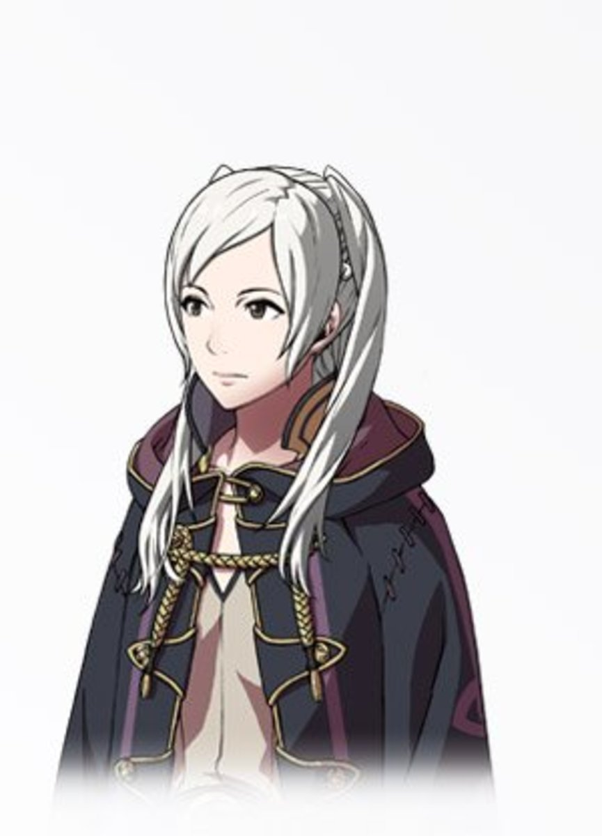 One of the possible female My Units in Fire Emblem: Awakening.
