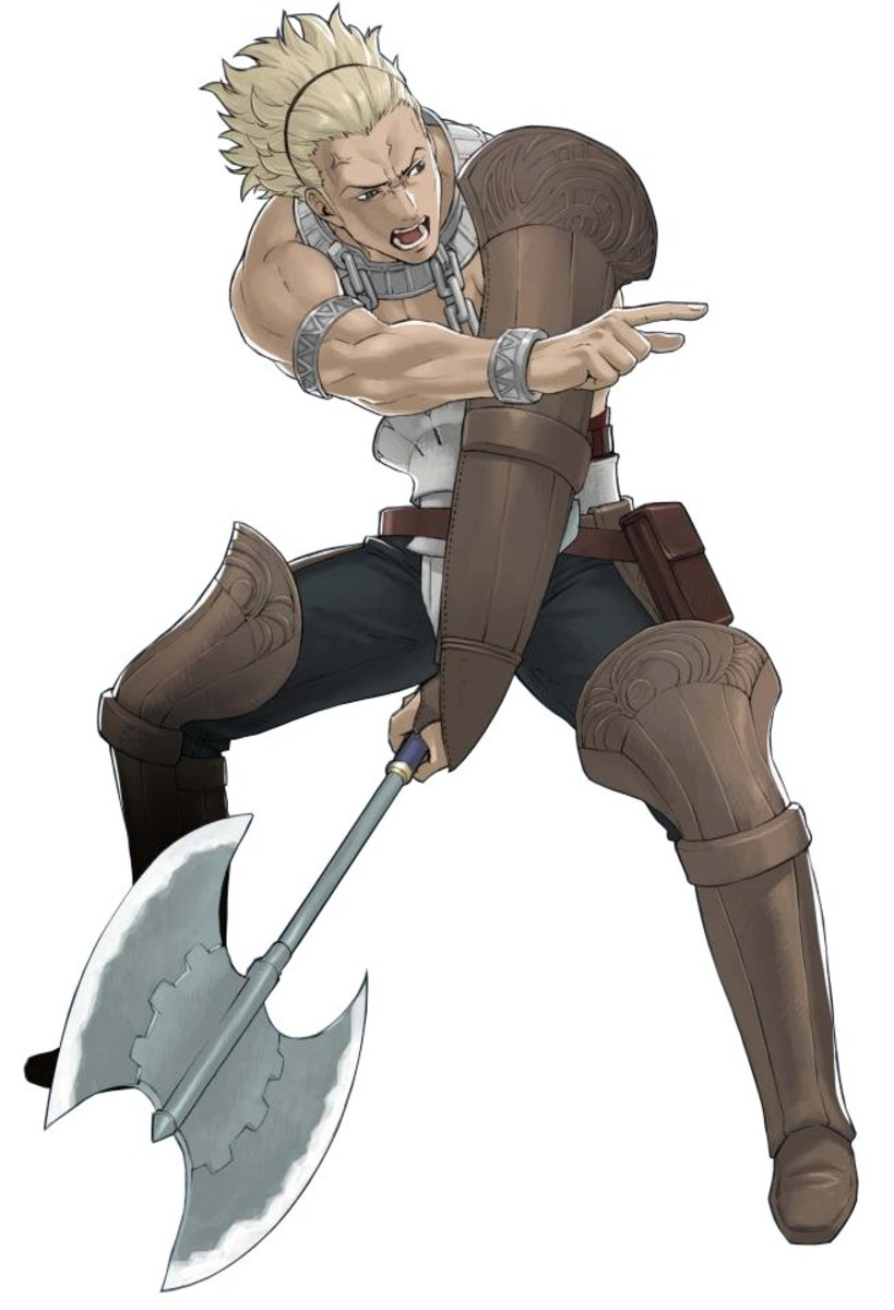 Fire Emblem: Awakening Units - Vaike Info