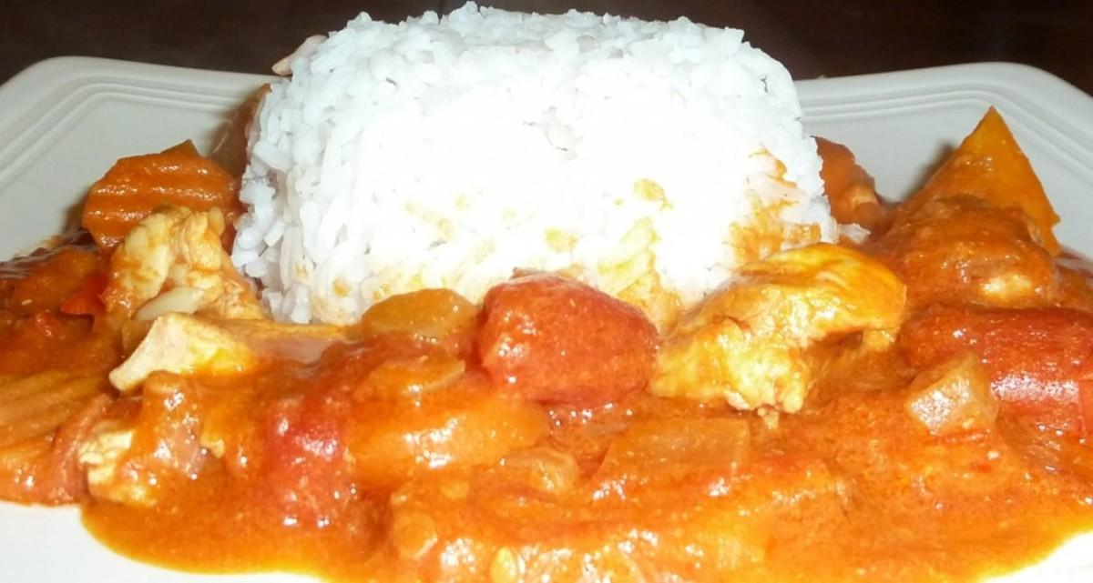 How to Cook Kalderetang Manok/Chicken Caldereta (A Filipino Dish)
