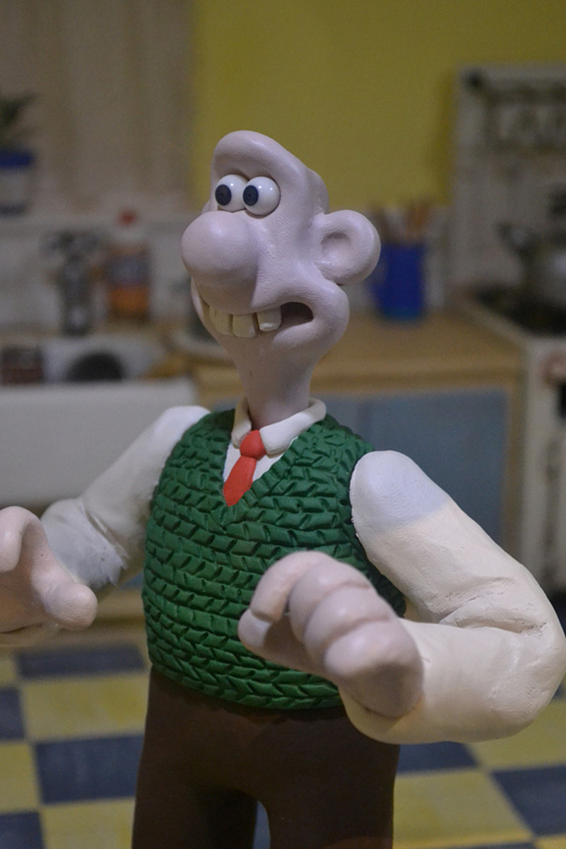Stop-Motion Clay Animation